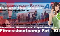 Fitness Bootcamp Fat Kill® Fitnesscamp